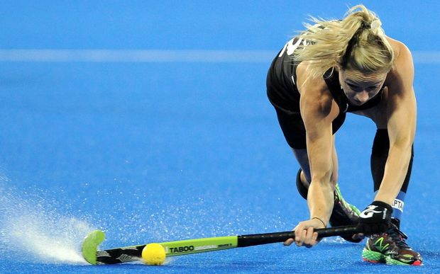 The Black Sticks captain Anita Punt