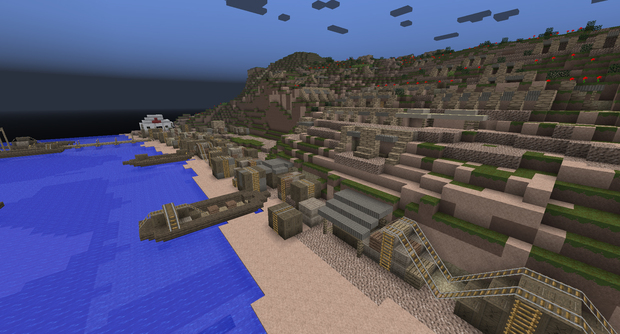 Students build Gallipoli in Minecraft | RNZ News