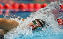Lauren Boyle has qualified for the 400m freestyle world champs in Russia.