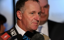 John Key after pre-budget speech to Business New Zealand.
