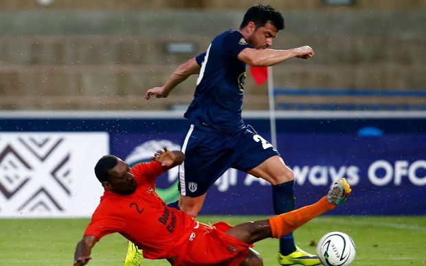Auckland City proved too strong for Solomon Islands champions Western United.