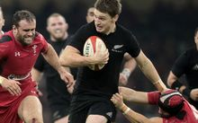 All Blacks first-five Beauden Barrett wants to play Rugby Sevens at the Rio Olympics.