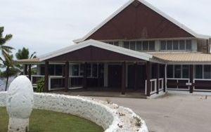 Niue Parliament