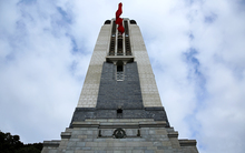 The Pukeahu National War Memorial Park opened today.