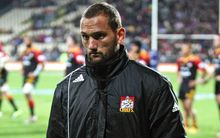 Aaron Cruden's knee injury has him in doubt for the Chiefs