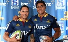 Aaron Smith and Malakai Fekitoa