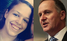 Amanda Bailey / John Key