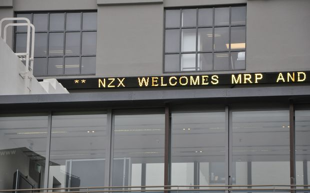 New Zealand stock exchange
