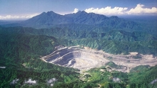 Bougainville's Panguna copper mine