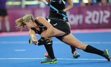NZ hockey player Clarissa Eshuis.