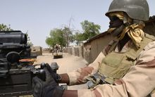 Nigerian forces have recently retaken territory previously under the control of Boko Haram.