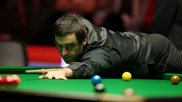 Five time world champion Ronnie O'Sullivan has been eliminated from this year's tournament.