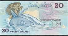 Cook Islands money / currency