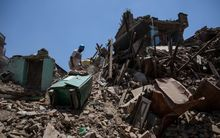 According to the UN,  600,000 houses have been destroyed or damaged.