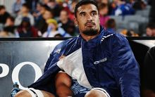 All Blacks loose forward Jerome Kaino is out for eight weeks with a dislocated finger.