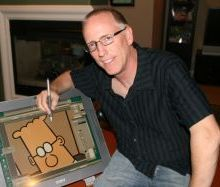 Dilbert creator Scott Adams.