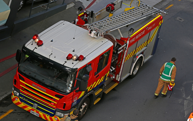 Fire service Wellington.