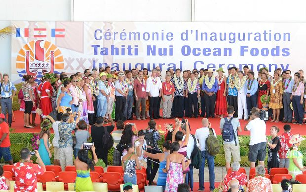 Fish farm project launched in Hao, French Polynesia