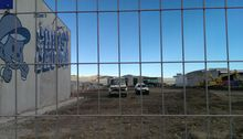 The Welles Street site in central Christchurch where a new Government housing project will be constructed.