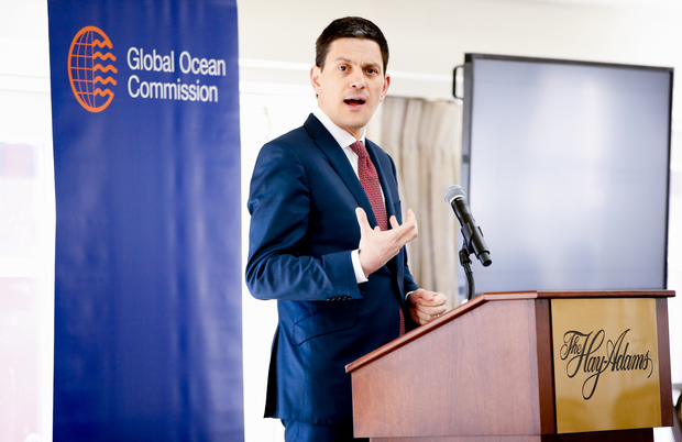 David Miliband has criticised his brother's election campaign.