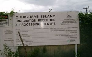 Christmas Island 'just like a prison'   Radio New Zealand News