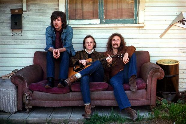 Crosby, Stills and Nash, Los Angeles, CA, 1969