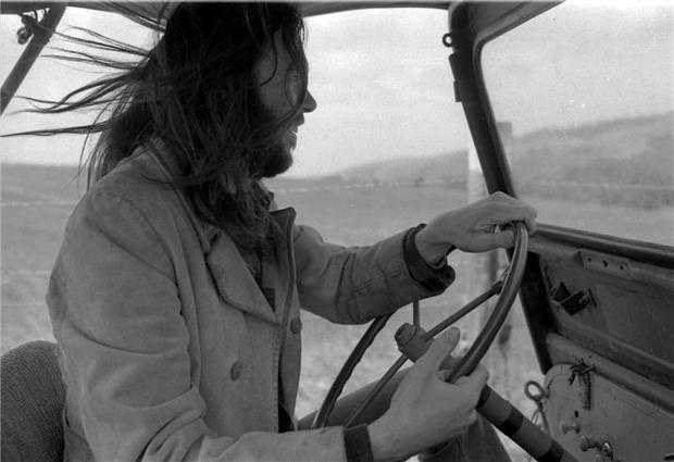 Neil Young, date unknown