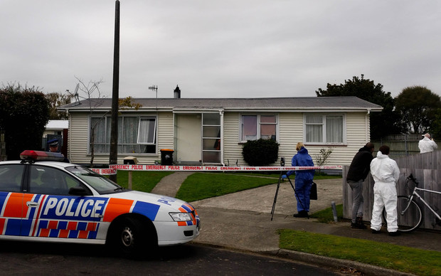 Police are investigating a fatal shooting in Palmerston North.