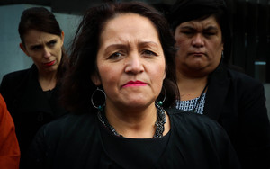 Maori Party MP Marama Fox
