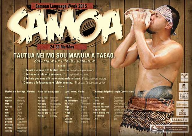 Samoan Language Week 2015