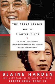 Great Leader and the Fighter Pilot book cover