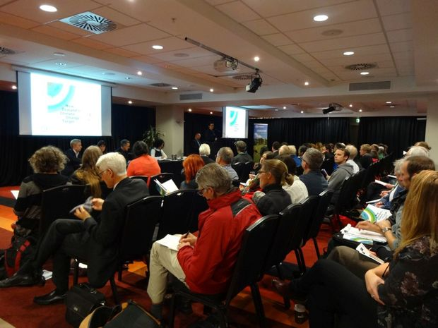 About 200 people attended the last climate change consultation meeting in Wellington this week.