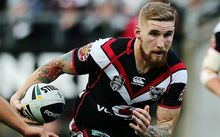 Sam Tomkins is back for the Warriors