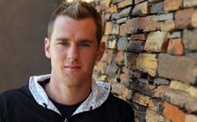 New Zealand football international Shane Smeltz.