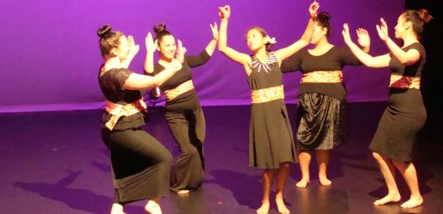 Latch, a dance piece by Sophia Uele