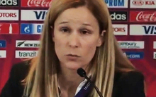 Monika Huser,  FIFA Communications