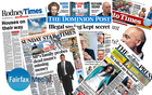 Fairfax Media newspapers composition