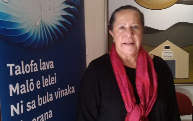 The Pacific Islands Forum Secretariat Secretary-General, Dame Meg Taylor.