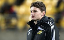 Hurricanes and All Blacks star Beauden Barrett