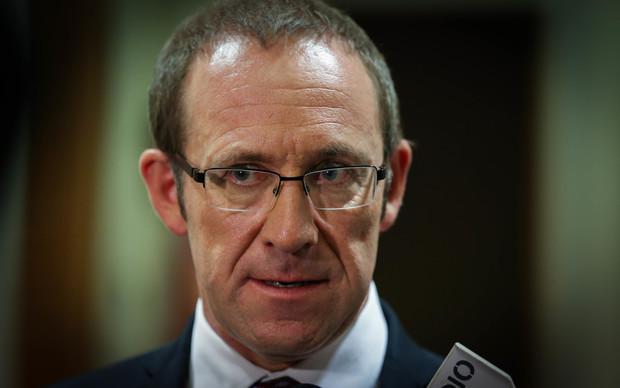 Labour leader Andrew Little.