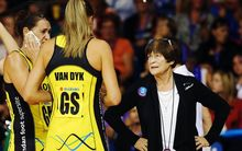 Pulse coach Robyn Broughton has stood down and has been replaced by Tanya Dearns.