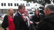 David Cunliffe believes he's the clear choice to become Labour leader.