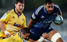 All Black and Blues lock Patrick Tuipulotu has been ruled out of the World Cup.