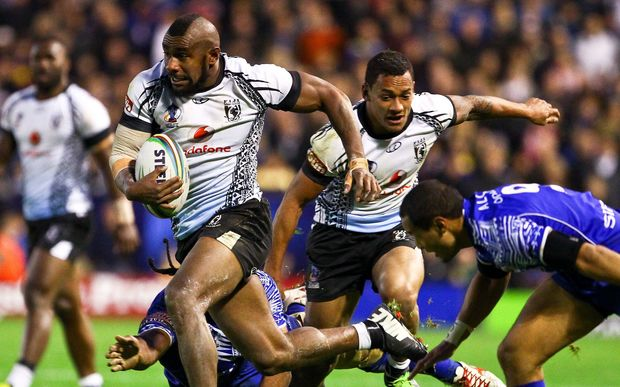 Melbourne Storm star Marika Koroibete is returning to Fiji with his NRL team later this year.