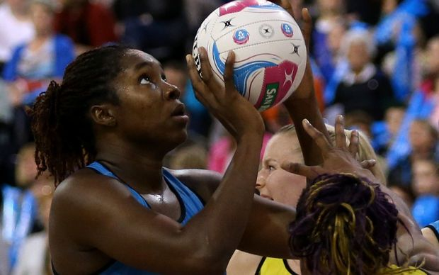 Southern Steel shooter Jhaniele Fowler was named the New Zealand Conference MVP for the ANZ Championship.