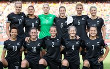 The Football Ferns, World Cup, 2015.