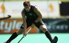 New Zealand hockey player Nick Haig.