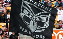 Will the Warriors flag be flying high this weekend as they try to overcome a humiliating loss to South Sydney?