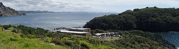 The Leigh Marine Laboratory is situated above New Zealand's oldest marine reserve, the Cape Rodney to Okakari Point, or Leigh, marine reserve.
