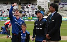 Black Caps skipper Brendon McCullum won the toss but little else went right for his side.
